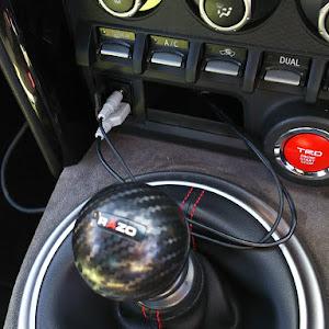 86 ZN6 GTのシフトノブのカスタム事例画像 ゴン太くん〔ハチレンジャー R〕さんの2018年03月09日08:26の投稿