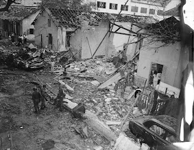 Photo: The Brink Hotel in Saigon, also known as the Brink Bachelor Officers Quarters (BOQ), was bombed by the Viet Cong on the evening of December 24, 1964