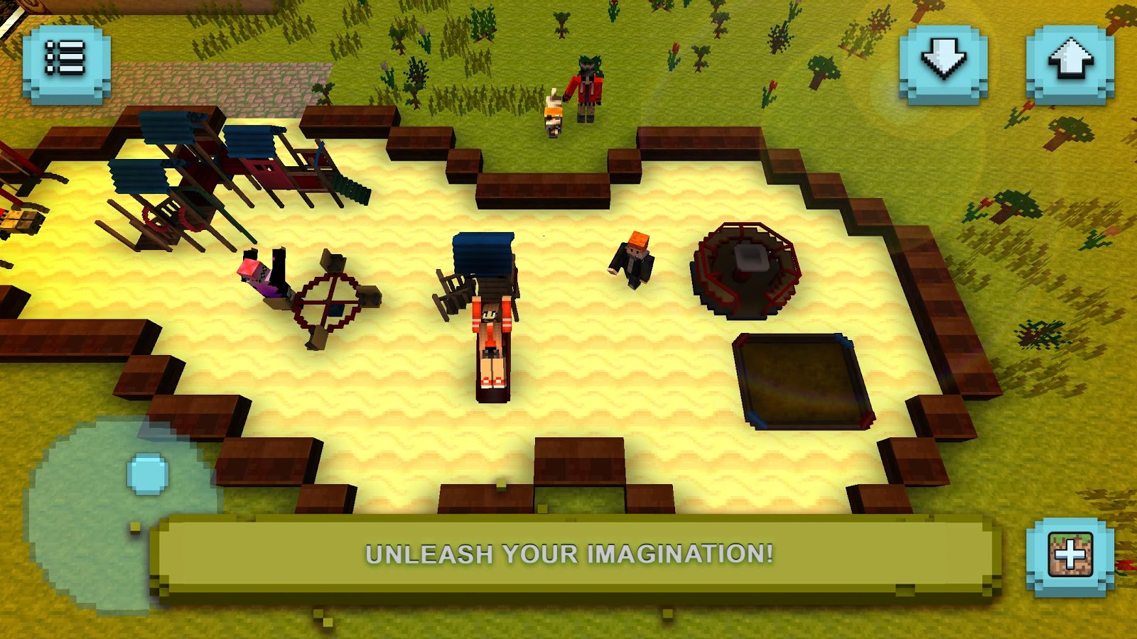Builder Craft House Building Exploration Android Apps