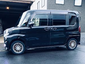 タントカスタム LA610S X トップエデューション SAⅡ  4WDのカスタム事例画像 ハイパーあやちゃんまんさんの2019年11月06日11:08の投稿