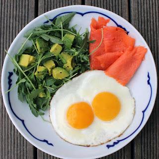 Paleo Breakfast Bowl.