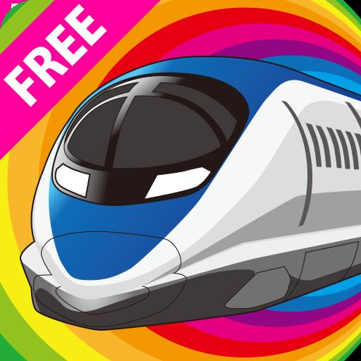 Shinkansen slide puzzle