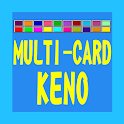 Multi-Card Keno icon