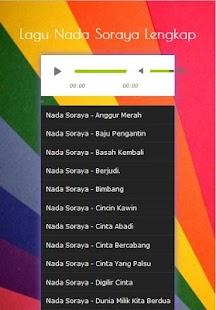 Kumpulan Lagu Nada Soraya Lengkap 2017 - náhled