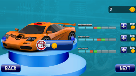 Car Racing Mania 3D screenshot 0
