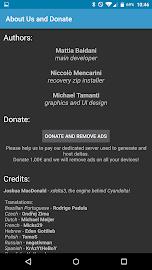 CyanDelta Updater Screenshot 4