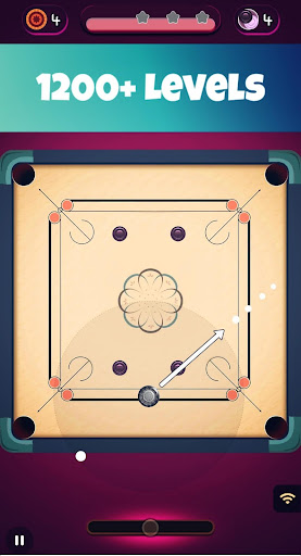 Carrom Club Online : Carrom Board Disc Pool Game 10.3.1 screenshots 1