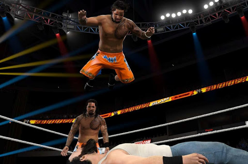 Top WWE Fight with Tricks 1.0.2 screenshots 2