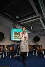 Photo: Vortrag von Frau Dr. Barbara Felix leitende Ärztin, über Diabetologie im Kanonsspital Bruderholz