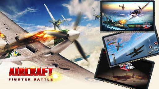 WWII aircraft combat 3D simulator 1.0.2 de.gamequotes.net 1
