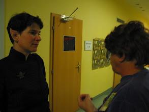 Photo: Tess s Jiřkou Vorlovou