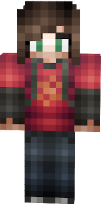 i didnt actually make this skin i just edited the eyes