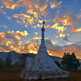 by Aung Kyaw Soe - Landscapes Sunsets & Sunrises (  )