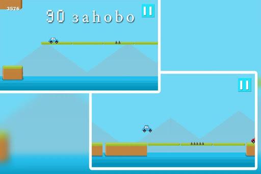 無料动作Appのレトロなジャンパー車:高速道路フューリー 記事Game