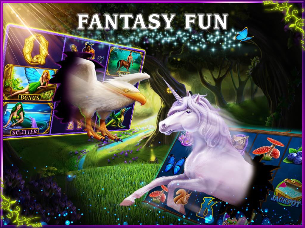 free slots games unicorn