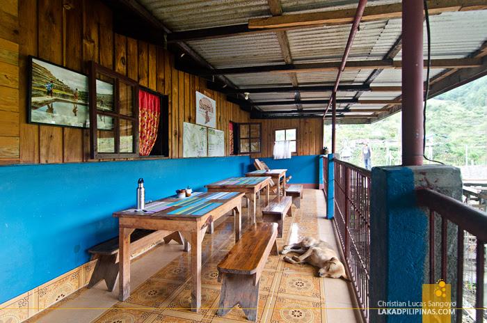Suzette's Maligcong Homestay Veranda Bontoc