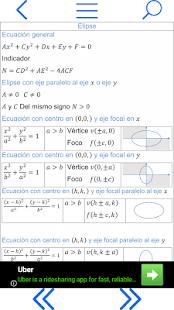 Fórmulas Matemáticas HD - náhled
