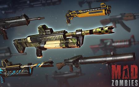 MAD ZOMBIES : Offline Zombie Games 5.9.0 screenshot 2093707