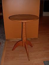 Photo: Side table - Oak