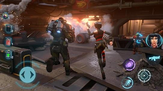 Evolution 2: Battle for Utopia. Shooting games MOD (High Damage) 4