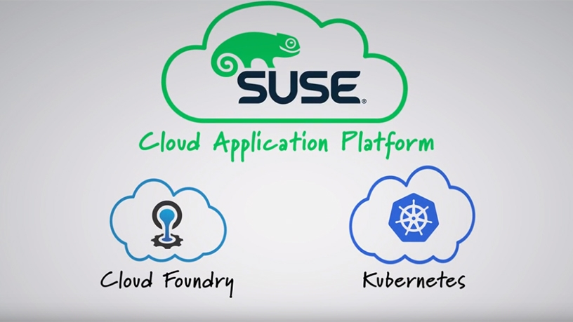 SUSE Cloud Application Platform pairs Cloud Foundry and Kubernetes