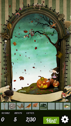 Hidden Object Halloween - Pumpkin Party APK screenshot thumbnail 2