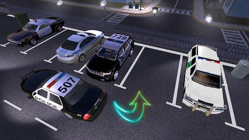 Police Car Parking Mania 3D Simulation filehippodl screenshot 2