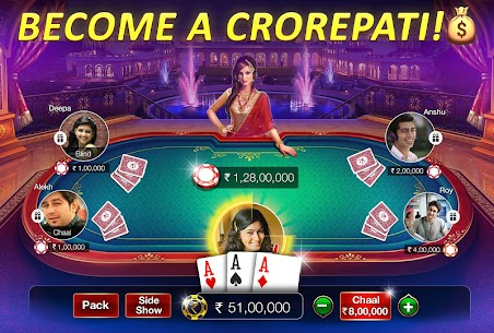 Teen Patti Gold – 3 Patti, Rummy, Poker Card Game 1