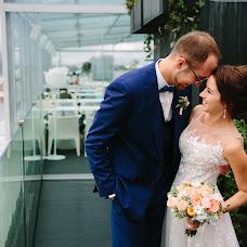 Wedding photographer Andrey Vasiliskov (dron285). Photo of 27.09.2017