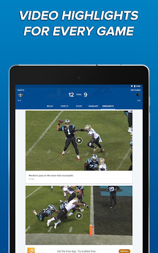 CBS Sports App - Scores, News, Stats & Watch Live 9.9.1 screenshots 13