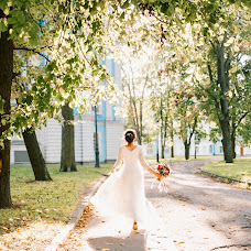 Wedding photographer Khristina Yarchenko (hayphoto). Photo of 26.09.2017