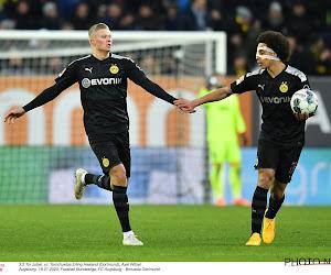 Haaland verlost Dortmund in extremis, Werder Bremen zet operatie redding verder