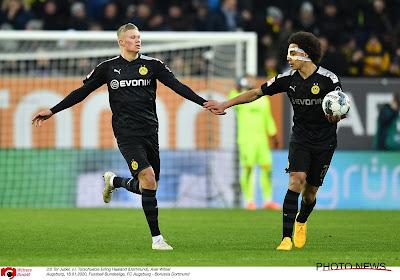 Bundesliga : Dortmund déroule avec un doublé de Haaland, le Bayern assure