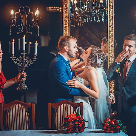Wedding photographer Aleksandr Kompaniec (fotorama). Photo of 09.11.2017