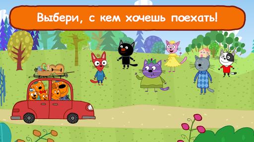 Три Кота Пикник: Игры для Детей и Мультики от СТС 1.4.0 Cheat screenshots 5