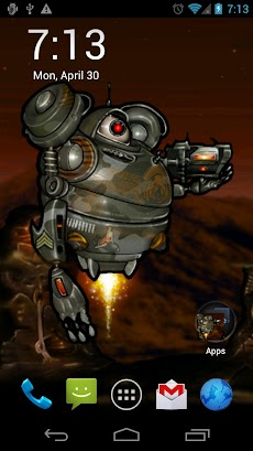 ロボット部隊の無料壁紙のおすすめ画像1