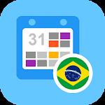 Calendário Brasil 2018 Icon