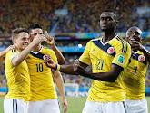 Les joueurs colombiens y croient