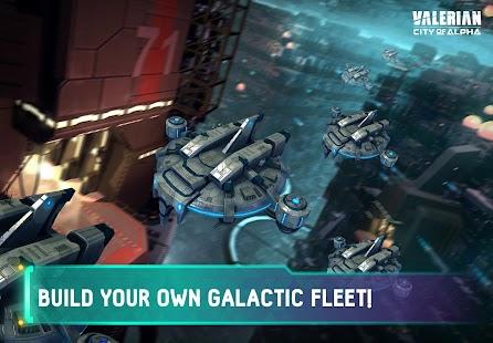 Valerian: City of Alpha - náhled