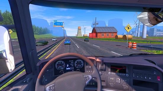 Oil Tanker Transporter Truck Simulator - náhled