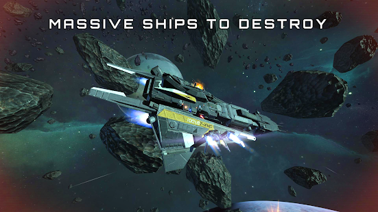 Subdivision Infinity: 3D Space Shooter 5