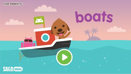 Sago Mini Boats - Free