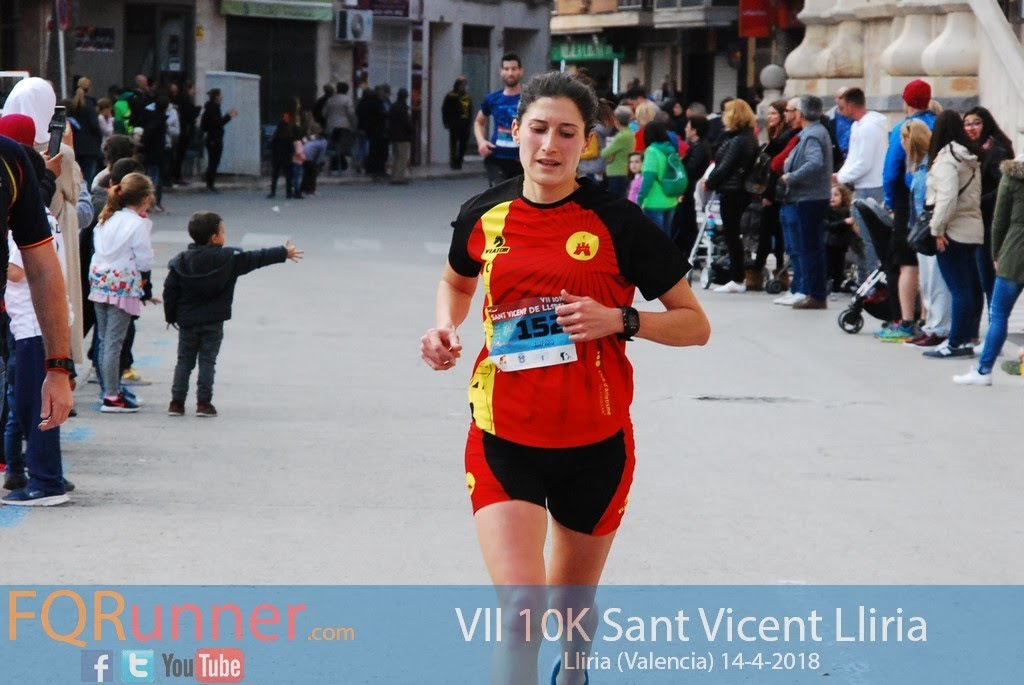 corredora Mª AMPARO GILA GARCIA del C.A. Vilamarxant