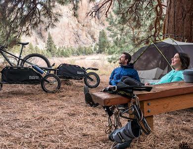 Burley Coho XC Cargo Trailer alternate image 10