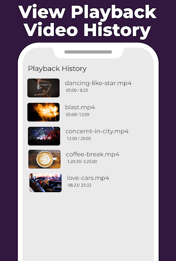 Video Player for Android: All Format Video Player 2.4.2 screenshots 14