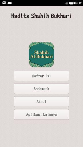 Kumpulan Hadits Shahih Bukhari