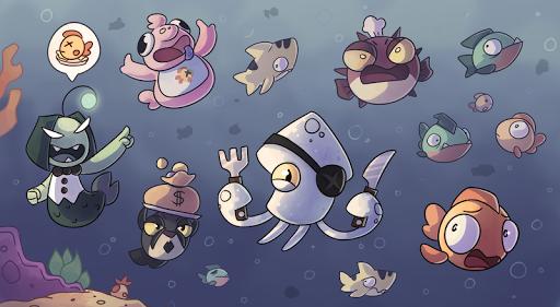 Tap Tap Fishy Go (AR Aquarium Adventure) 3 {cheat|hack|gameplay|apk mod|resources generator} 2