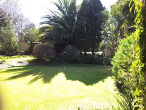 Photo: Der Garten im Guest House
