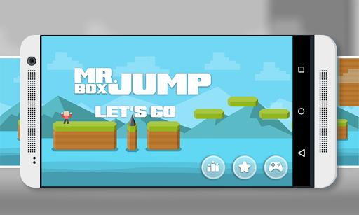 Mr Box Jumper