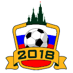 World Cup 2018 Coach Icon